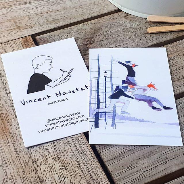 Vincent Navetat's business card